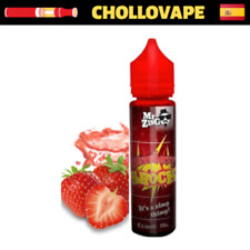 Mr Zing 50ml Strawberry Shock - Eliquid Vape
