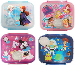 Disney Store Food Container Food Prep Lunch Box 2020