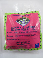 McDonald's Cabbage Patch Kids HM Mimi Kristina 'All Dressed Up' - In Bag - 1992