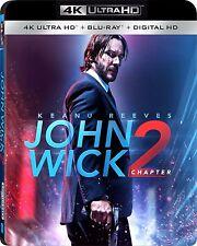 John Wick: Chapter 2 (4K Ultra HD)(UHD)(Atmos)