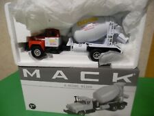 First Gear MACK R-Model DiGioia Brothers Cement Mixer Die Cast Replica
