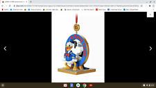 2019 Donald Duck Two Sided Legacy Ornament Disney Nib