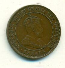 Canada 1 cent 1906 EF+