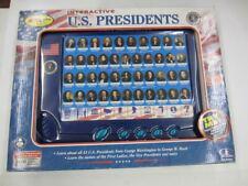 2003 Scientific 80851 Interactive U.S. Presidents over 10,000 Quiz Questions Kb