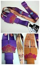 Disney Parks Princess Reversible Belle Cinderella Lanyard Pin Trading - NEW