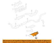Chevrolet GM OEM 02-05 Cavalier 2.2L-L4 Exhaust-Strap 22590866