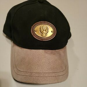 M&P by Smith & Wesson Cap Hat Adjustable Baseball wool acrylic leather metal