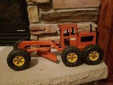 Vintage Metal Tonka Road Grader Toy