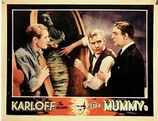 THE MUMMY ('32) Lobby Card reproduction, , Arthur Byron, Bramwell Fletcher