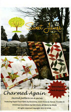 Charmed Again pattern by Sweet Jane's - Charm Pack or Scrap Friendly