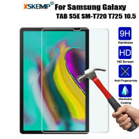 Tempered Glass Screen Protector For Samsung Galaxy TAB S5E SM-T720 T725 10.5''in