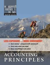 Accounting Principles 10th Edition Binder .. 9781118009291 by Weygandt, Jerry J.