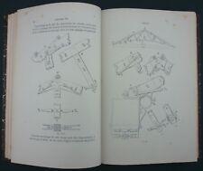 DE VOS - COURS DE CONSTRUCTION - 1880 - GENIE ARCHITECTURE BATIMENT VOIRIE…