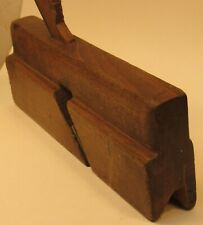OHIO TOOL COMPANY OGEE MOLDING PLANE - WORN BUT STILL USABLE