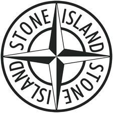 Stone Island Logo III Stoney Car/Window JDM VW EURO DUB Vinyl Decal Sticker
