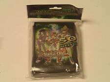 Yu-Gi-Oh CCG ZEXAL Card Sleeves!  Pack of 50 Tournament Legal Sleeves! New!