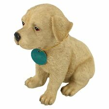 LP26660 Golden Labrador Figurine By Lesser & Pavey By Leonardo £7.99