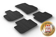 Design Passform Gummimatten Gummi Fußmatten mit Rand BMW X3 G01 ab BJ.10.2017>