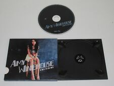 AMY WINEHOUSE/BACK TO BLACK(UNIVERSAL/ISLAND 0600753049402) CD ÁLBUM