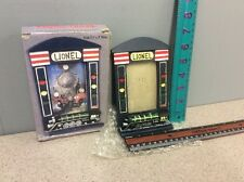 NOS LIONEL Trains Officially licensed Photo Frame. New in box. Vtg.