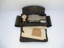Antique 1918 Faught Pocket Blood Pressure Medical Tool GP Filling Philadelphia