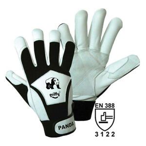 PANDA Feinmechanik-Nappaleder Handschuh Gr. 8 - Arbeitshandschuhe - Handschuhe