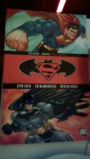 SUPERMAN / BATMAN: PUBLIC ENEMIES  TRADE PAPERBACK COMICS DC TPB Dark Knight
