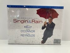 Singin' in the Rain Blu-Ray 60th Anniversary Ultimate Limited Collectors Edition