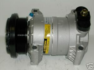 NEW AC Compressor CHEVROLET  EXPRESS VAN  BLAZER  S10   V6