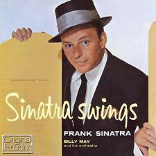 Frank Sinatra - Sinatra Swings CD