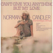1976 Norman Candler – Can't Give You Anything But My Love Vinyl LP 黑膠唱片