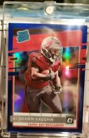 2020 Donruss Optic RC Preview BLUE SSP /125 Ke'Shawn Vaughn Tampa Bay Buccaneers