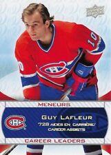 2008-09 Montreal Canadiens Centennial Career Leaders Guy Lafleur #237