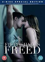 Fifty Shades Freed - DVD, 2018