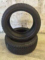 2x Winterreifen Dunlop SP Winter Sport M3 205/50 R17 89V M+S XL PT7,0mm Reifen