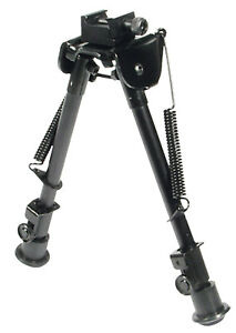 Leapers UTG TL-BP88 Tactical Op Bipod Black Tactical Profile Adjustable Height