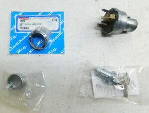 1957 chevy belair 210 150 wagon & 1958-59 corvette  ignition switch assembly #3