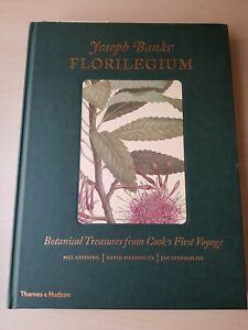 Joseph Banks Florilegium botanical treasures from cooks first voyage big version