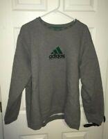 Adidas Vintage Looking Crew Neck Sweater / Pullover - Men's XL - Gray / Grey