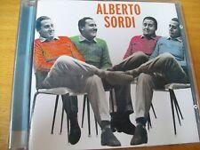 ALBERTO SORDI OMONIMO CD  SIGILLATO INDIMENTICABILI PIERO PICCIONI
