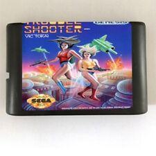 Tirador de problemas 16-Bit se ajusta Sega Genesis Juego de Mega Drive
