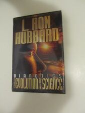 L. RON HUBBARD - DIANETICS , THE EVOLUTION OF A SCIENCE . NEW SEALED BOOK .