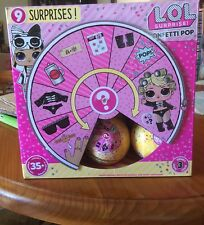 L.O.L LOL SURPRISE DOLLS CONFETTI POP ~ WAVE 2 ~ BIG SIS - BOX of 18 - IN STOCK!