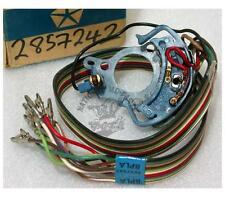 NOS 67-69 Chry C&Y-Body T/Signal Switch w/Cornering Lamps w/oTilt/Tele 2857242