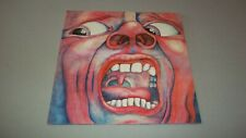 KING CRIMSON - IN THE COURT OF THE CRIMSON KING - LP - MADE IN ITALY