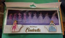 Disney Pin Walt Disney Animation Celebration Pin Cinderella Pin & Lithogram LE