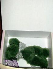 Annette Funicello Mintbeary Slush Bear Bean Bag Collection Mohair