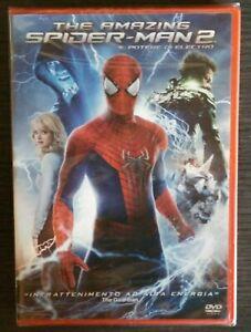 The Amazing Spider-Man - Il Potere Di Electro (Dvd)