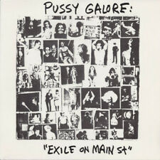 PUSSY GALORE EXILE ON MAIN St SHOVE RECORDS VINYLE NEUF NEW VINYL LP