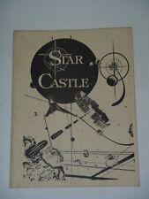 Star Castle Operation And Maintenance Manual W Schematics Cinematronics Inc 1980